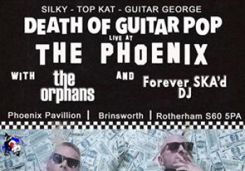 Entradas SKA NIGHT feat Death of Guitar Pop and The Orphans en Phoenix Sports and Social Club