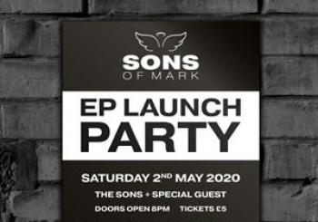 Entradas Sons Of Mark EP Launch Party en Voodoo Daddys Showroom