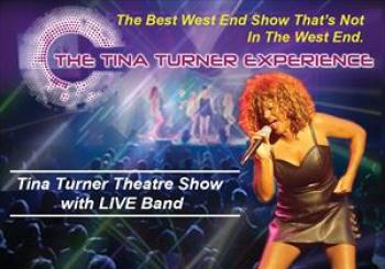 Entradas The Tina Turner Experience en The Cresset