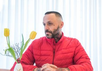 Blue October Get Back Up Film,Justin Furstenfeld Q&A+Solo Performance en London