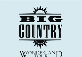 BIG COUNTRY Wonderland en The Boiler Shop