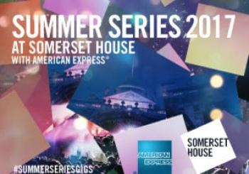 Somerset House Summer Series with American Express: Mahalia en London