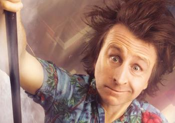 Milton Jones en Sheffield