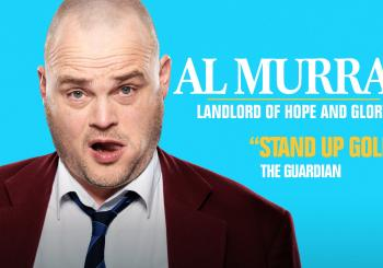 Al Murray - Landlord of Hope and Glory en Watford