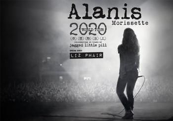 Alanis Morissette | Diamond VIP Package Hamburg