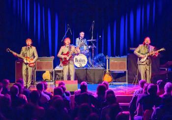 Achim Amme & The Beatles Connection en Zwickau