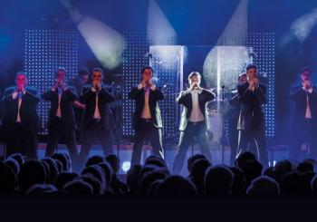 The 12 Tenors en Berlin