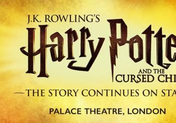 Harry Potter and the Cursed Child - Parts 1 & 2 Weds 14:00 & 19:30 en London