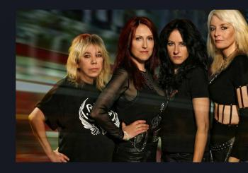 GIRLSCHOOL ALCATRAZZ en Vaureal