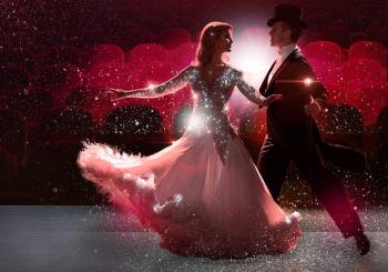 Anton and Erin Dance Those Magical Movies en Birmingham