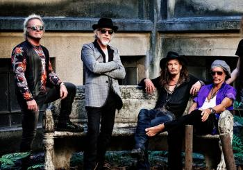Aerosmith European Tour 2020 Milano