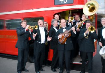 The Pasadena Roof Orchestra meets the Comedian Harmonists en Berlin