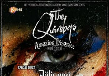 The Quireboys en Valladolid