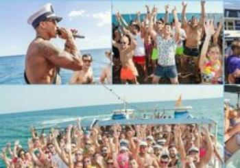Fiestas en Barco con Discoteca en Salou | Boat Party Saturday en Salou y Cambrils