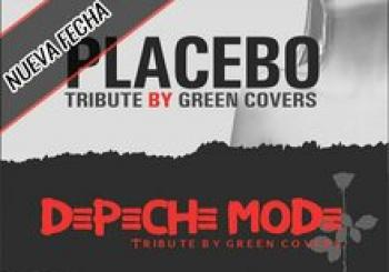 Green Covers - PLACEBO + DEPECHE MODE + THE CURE - noche de tributos en palma de mallorca