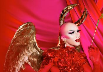 "Sasha Velour's ""Smoke & Mirrors"" en Berlin"