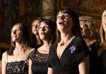 Military Wives Choir en Birmingham