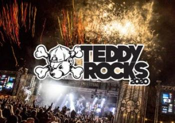 Teddy Rocks 2020 - Sunday Car Park Pass en Dorset