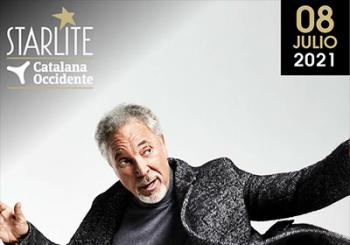 Tom Jones Festival Starlite 2021 en Marbella