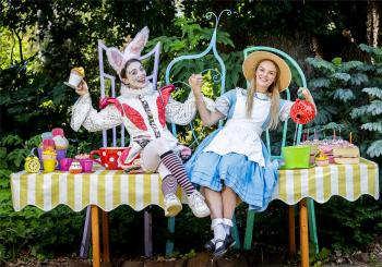 Alice In Wonderland en London