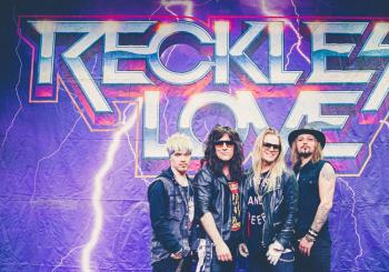 Reckless Love & Dan Reed Network en Liverpool