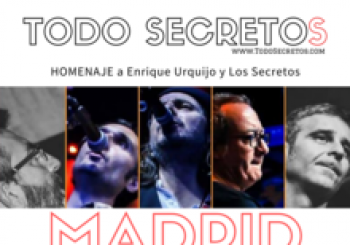 Todo Secretos Madrid 25 sep en MADRID