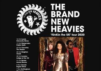 The Brand New Heavies en The Engine Shed