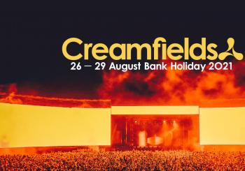 Creamfields 2021 - 3 Day Gold Non Camping (Friday - Sunday) en Cheshire