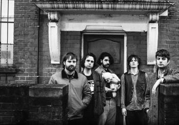 Fontaines D.C en Newcastle Upon Tyne
