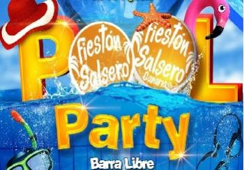 Fiestón Salsero - Pool Party
