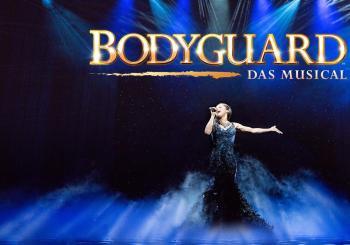 BODYGUARD - Das Musical en Berlin