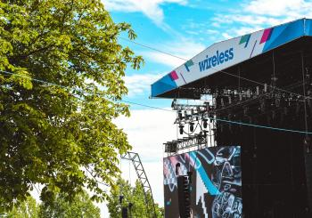 Wireless 2021 - Saturday en London