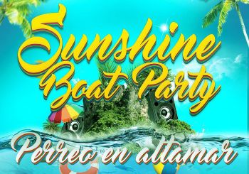 Sunshine Boat Party