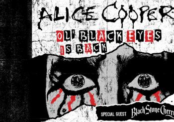 Alice Cooper VIP en Madrid