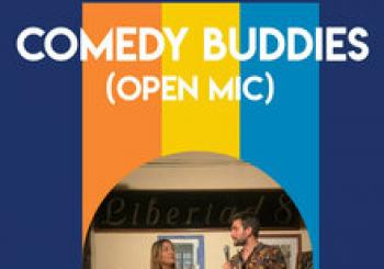 Comedy Buddies (Open Mic) en Madrid