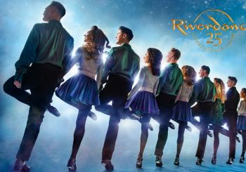 Riverdance: The New 25th Anniversary Show Oxford