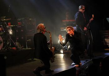 The Psychedelic Furs en Madrid