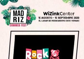 Rock en Familia Madriz Summer Fest en Madrid