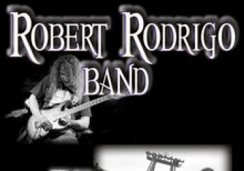 ROBERT RODRIGO BAND + THE NAME (Stage Live Bilbao)