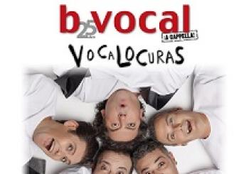 B VOCAL - VOCALOCURAS en Madrid