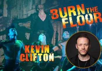 Burn The Floor with Kevin Clifton en Northampton