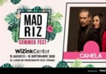 Camela - Madriz Summer Fest en Madrid