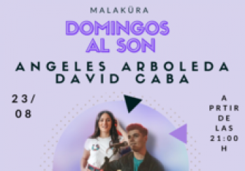 DOMINGOS AL SON - Angeles Arboleda & David Caba en BENALUP - CASAS VIEJAS.