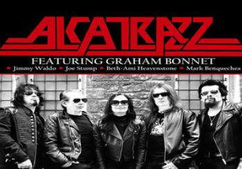 Alcatrazz featuring Graham Bonnet en Madrid