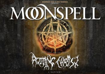 MOONSPELL + Rotting Christ en Madrid