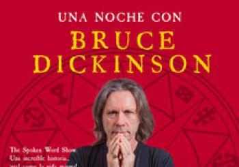 An Evening with Bruce Dickinson. En Barcelona