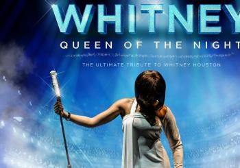 Whitney Queen of the Night en Glasgow