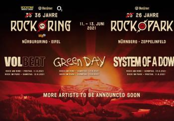 Rock am Ring 11.-13.06.2021 / Weekend Festival Ticket Nürburg