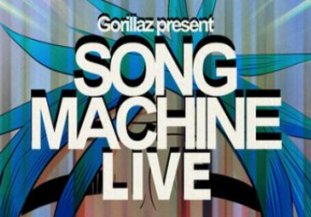 Gorillaz - song machine live UK