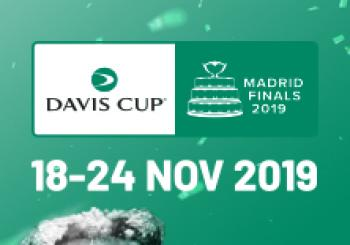 Davis Cup Finals en Madrid